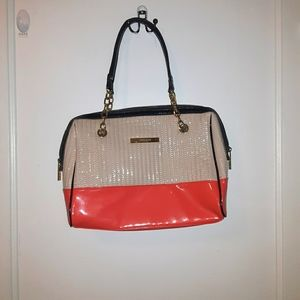 Anne Klein Patent Leather Bag